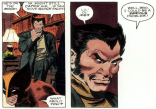 """Turtleneck Dracula"" doesn't quite have the same ring to it, bro. (Wolverine: Bloody Choices)"